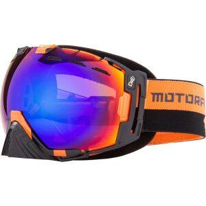 Motorfist Peak gleraugu - orange
