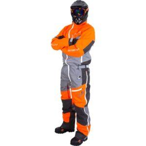 Motorfist Blitzkrieg heilgalli - orange