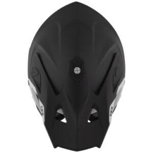 CXK TX707 carbon hjálmur - svartur