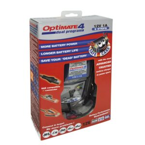 Tecmate Optimate 4 Dual program