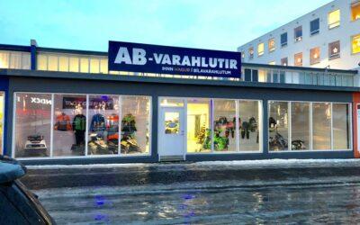 AB varahlutir opna á Akureyri