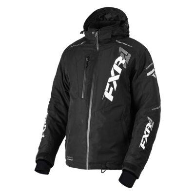 FXR Mission FX jakki - svartur