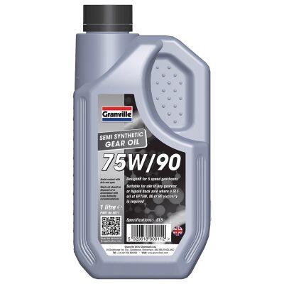 75W/90 Gírolía - 1 l.