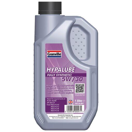 5W/30 Olía Hypalube Fully Synthetic - 1 l.