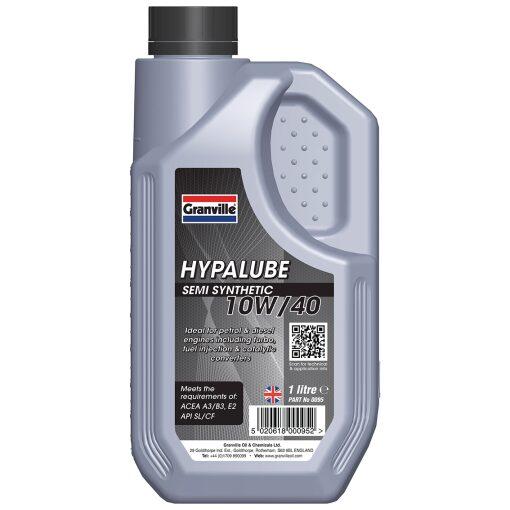 10W/40 Olía Hypalube Semi Synthetic - 1 l.