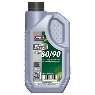 80W/90 Gírolía Hypoid - 1 l.
