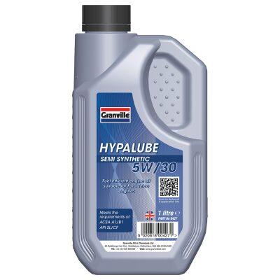 5W/30 Olía Hypalube Semi Synthetic - 1 l.