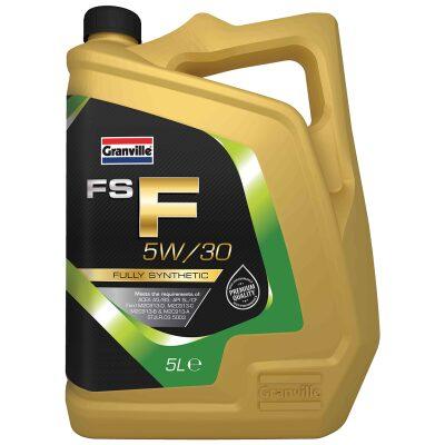 5W/30 Olía F Fully Synthetic - 5 l.