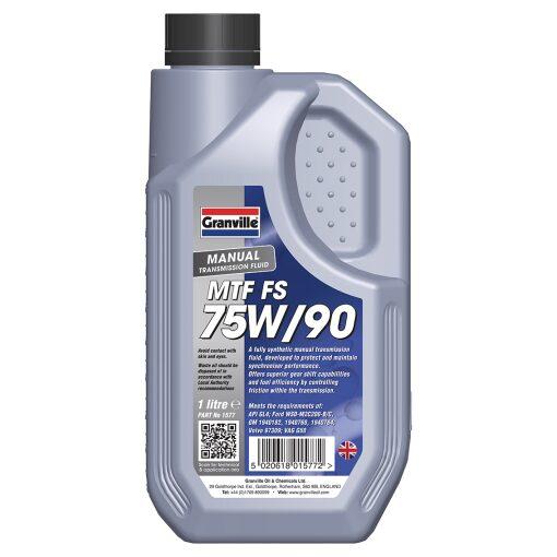 75W/90 Gírolía Fully Synthetic - 1 l.