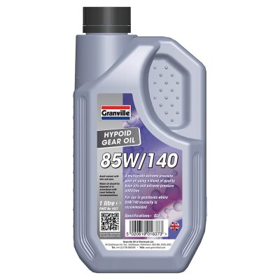 85W/140 Gírolía - 1 l.