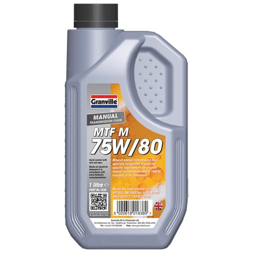 75W/80 Gírolía - 1 l.