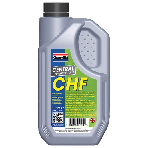 Glussi á stýri CHF - 1 l.