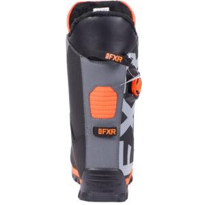 FXR Helium Pro skór - svartir/orange