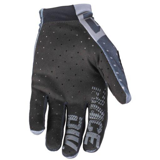FXR Slip on lite hanskar - svartir