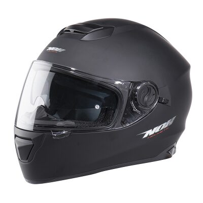 Nox N301 hjálmur - svartmattur