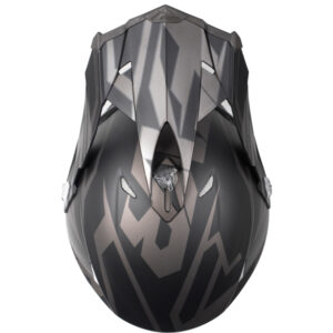 FXR Blade 2.0 hjálmur - svartur