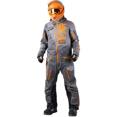 FXR Ranger Instinct heilgalli - grár/orange