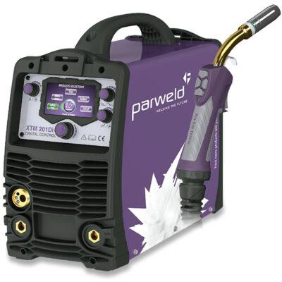 Parweld XTM20DI multisuðuvél - 200A